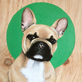 Frenchie - click here for a larger image